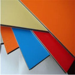 Building Wall Cladding ACP/Acm Panel Aluminum Composite Material