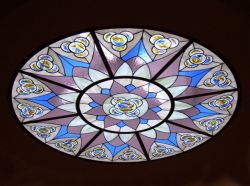 China stained glass lamp shade stained glass lamp shade interior decorative ceiling art stained glass lamp shades for sale aloadofball Images