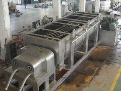 Jyg Series Horizontal Paddle Dryer for Sludges and Paste