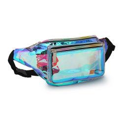 Waist Bag, Wholesale Customize Cheap Transparent PVC Clear Waterproof Pack Running Cycling Sports Fanny Pack Belt Wallet Purse Bag