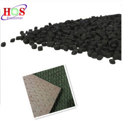 TPE/TPR Raw Material Backing for Pineapple Design Car Mats
