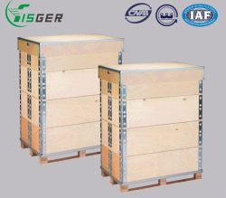 Super Firm Wooden Apple Crates Wholesale for Shipping and Storage