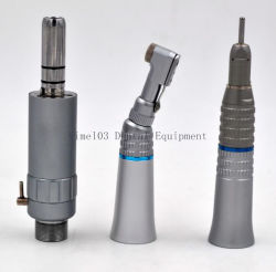 Dental Low Speed Handpiece Contra Angle with Air Motor Kit