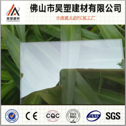 1.0mm Clear UV-Anti Coating PC Film Polycarbonate Sheet for Green House and Breeding Shed
