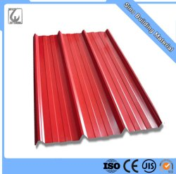 Ppgi Jis G3312 Embossed Galvanized Color Coated Corrugated Roofing Steel Sheet