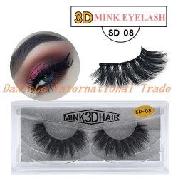d9ffec8eacd Own Brand/OEM/Private Label Wholesale and Retail 3D 100% Mink Fur False