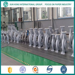 High Efficiency Paper Pulp Pump in Papr Mill