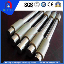 Ce Certification Stainless Steel Pipeline Magnet Bar for Chemical Industry/Carbon Black Field
