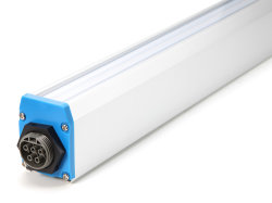 Modern Style 30W Non-Dimmable Super Tube LED Linear Light
