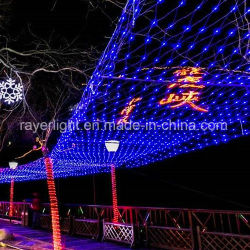 customized large net led lights commercial christmas decorations - Commercial Christmas Decorations