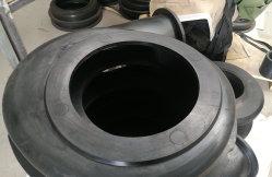 Industrial Vertical Horizontal Slurry Pump Rubber Neoprene Parts