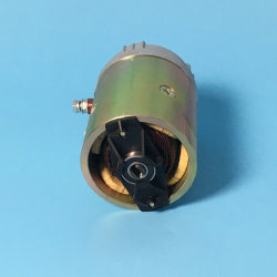 12V Wholesale Small Brushed DC Motor for Garbage Truck