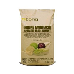 Amino Acid Chelated Microelements, Trace Elements Fertilizer