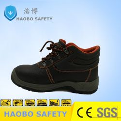 PU/PU Outsole Work Shoes Safety Footwear with Steel Toe