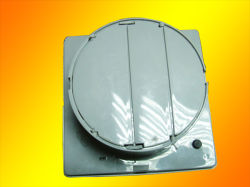 "Exhaust Fan 6""/8"" with Electrical Shutter"