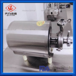 Hygienic Stainless Steel Sanitary Centrifugal Pump for Milk Beer Water