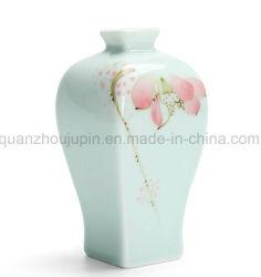 OEM Decorative Creative Glazed Porcelain Ceramic Flower Vase