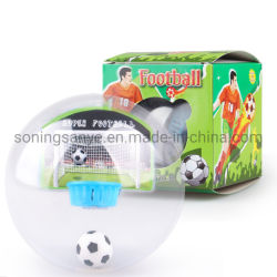 Dto0288 Magic Handheld Cube Ball Shoot a Basketball Dunk LED Fidget Toy Stress Relief