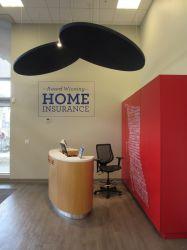 Polyester Fiber Sound Insulation for Ceilings Tiles
