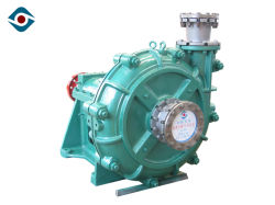 Higher Efficiency High Head Horizontal Single Stage Slurry Pump with Closed Impeller