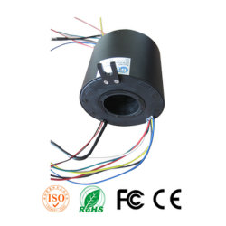 Reliable Cat 6e Ethernet Through Hole Slip Ring at Competitive Price
