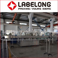 Zhangjiagang Carbonated Soft Drinks (CSD) Bottle Filling Machine Factory