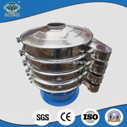 Round Liquid Wet Ceramic Slurry Vibrating Screen (Xzs1500-3)