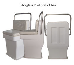 Aqualand Rib Boat /Rigid Inflatable Boat Marine Chair Seat (FC-1)