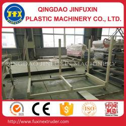 WPC PVC Crust/Celuka Foam Board/Sheet/Plate Machine for Furniture/Bathroom/Kitchen Cabinet/Construction Template (SJ-80/156)