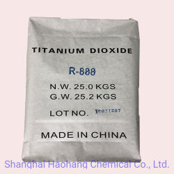Chemical Raw Material Rutile Titanium Dioxide Rutile R-888 for Plastic and Master Batch TiO2