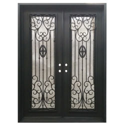 iron window grill fancy luxury america standard iron grill entry door with window designs china design design