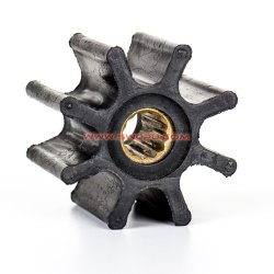 Rubber Impeller for Wear Resistant Slurry Pump