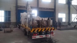 Mobile Grain Cleaner for Maize Sesame Soybean