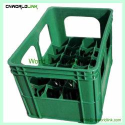 Transporting Stack and Nest Mesh 24 Bottles Beer Case