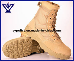 Swat Military Boots/Desert Boots/ Tactical Boots/Aviation Boots (SY-0805)