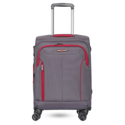 2018 Fashion Polyester Trolley Case with Good Quality