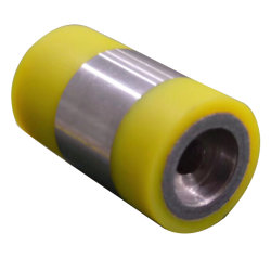 Customized CNC Polyurethane Roller, High Quality Steel Core/Rubber Glue Roller for Printing Industry/Machine/Industries in Different Sizes