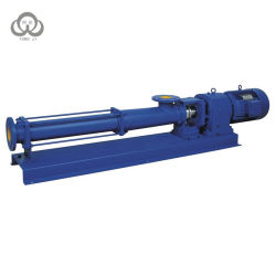 Single Screw 600t/H Sewage Pump for Water and Coal Slurry Boiler