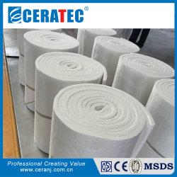 CT MSDS Thermal Insulation Blanket 128kg/M3 China Ceramic Fiber