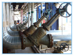 Slurry Valves Specially for The Alumina Industry Js545y-150lb