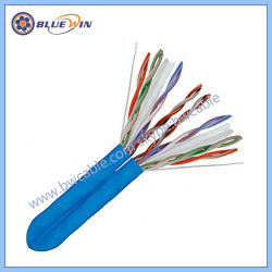 Networking LAN Cat3 Cat5 Cat5e CAT6 CAT6A Cat7 Ethernet Network Cable UTP FTP SFTP 23AWG Copper Price Data Outdoor 25 Pair Patch Cord RJ45 Armoured Twisted Wire