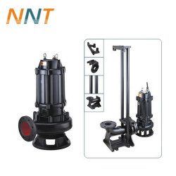 Centrifugal Submersible Agitator Slurry Pumps with Best Price