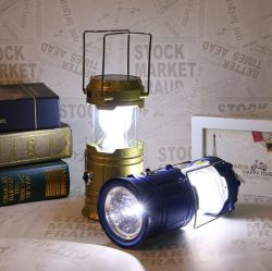 2018hot Sale Big Size Rechargeable Solar Camping Lamp &LED Camping Lantern5900