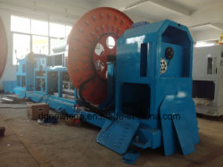 Horizontal Winddly Tapping Machine for High Quality Wire