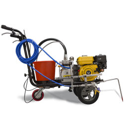 Sports Field Safety Line Road Marking Machine for Sale