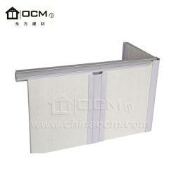 Fireproof Glass Fiber Magnesium Oxide Wall Panel
