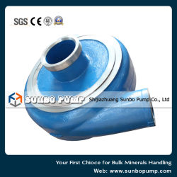 High Chrome Cast Iron Mud Sand Slurry Pump Part