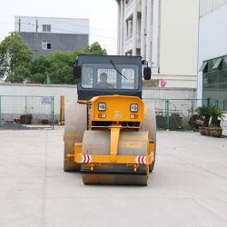 10-12 Ton Three Wheel Static Road Roller for Sale (3YJ10/12)