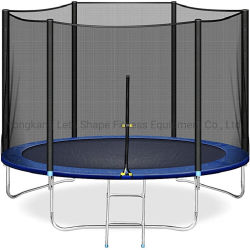 China Factory Home Gym 12FT Trampoline Adult Indoor Sport Equipment Big Bounce