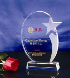 Acrylic Trophiesfor Sports Business Souvenir Promotion Ceremonies A7